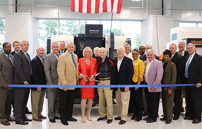 Advanced Manufacturing Center Grand Opening