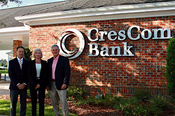CresCom Bank Pledges $15,000 for HGTC's Technical Scholars Program
