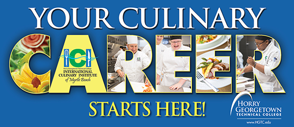 Your Culinary Career Starts Here