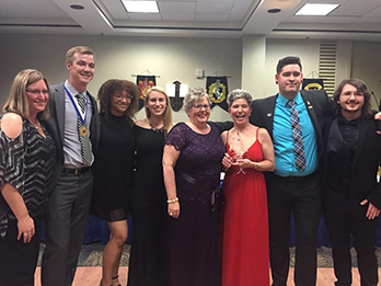 PTK Wins Regional Awards