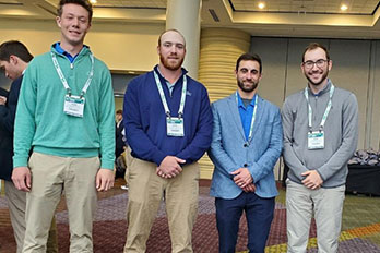 Collegiate Turf Bowl Competition