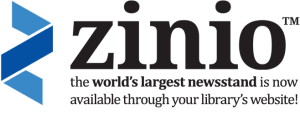 Zinio: the world's largest newstand is now available through your library's website