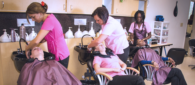 HGTC Cosmetology Certificate program