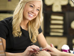 Nail Technician majors for college