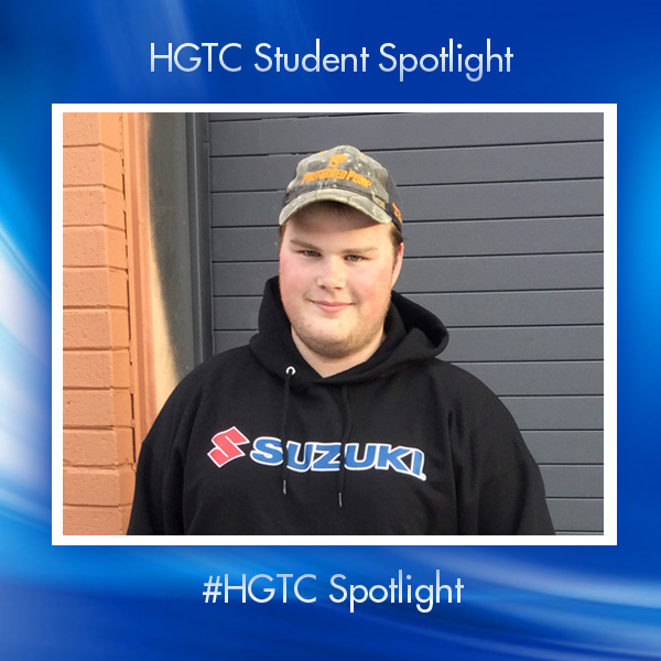 January Spotlight Student