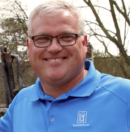 HGTC Golf & Turf Management Prof. Charles Granger