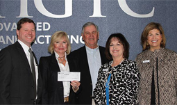 First Citizens Bank Pledges $10,000 to HGTC
