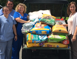 Donations for Horry County Animal Services