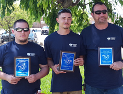HGTC Welding students win awards