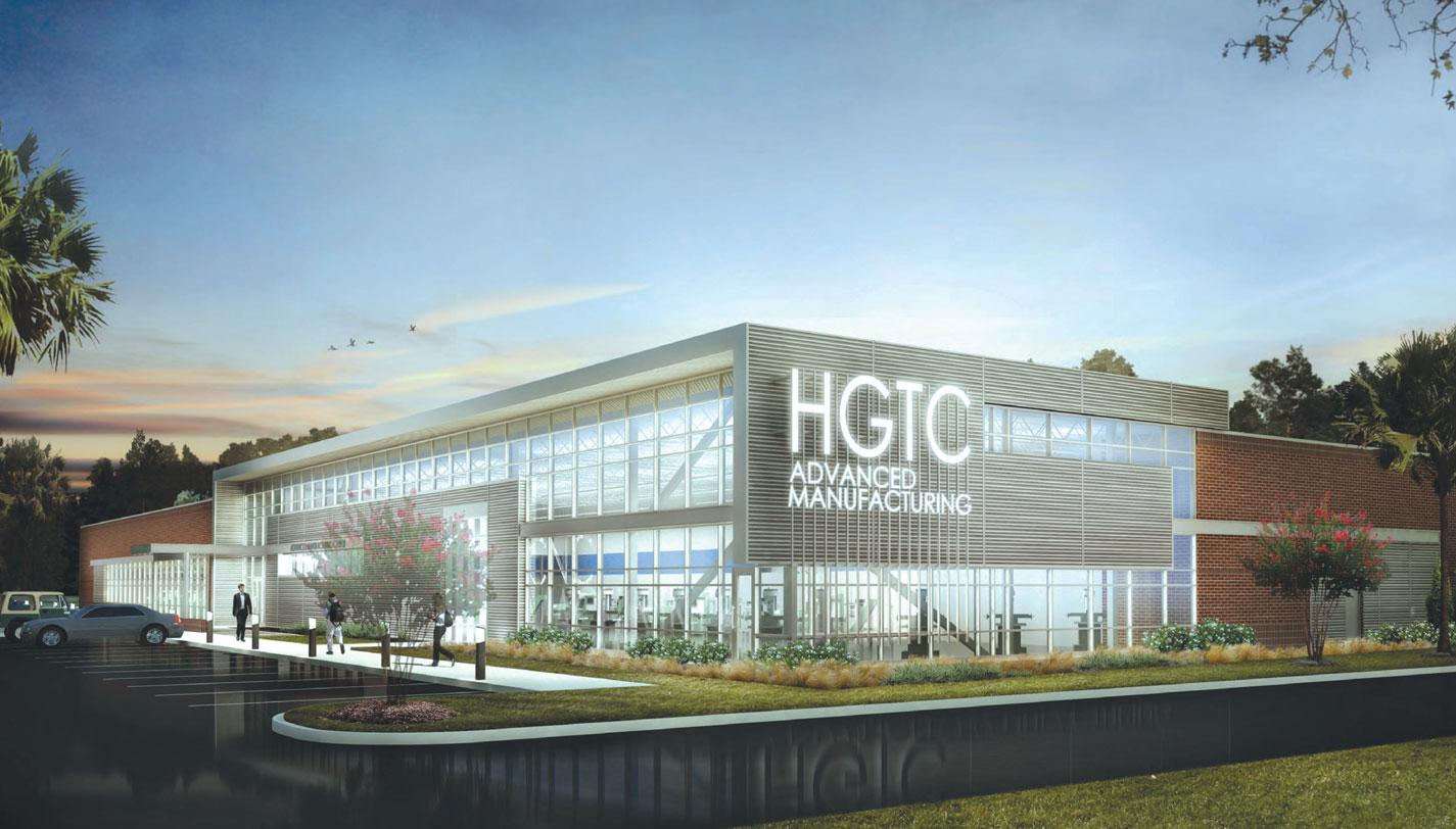 Manufacturing, HGTC, Myrtle Beach, Georgetown County SC