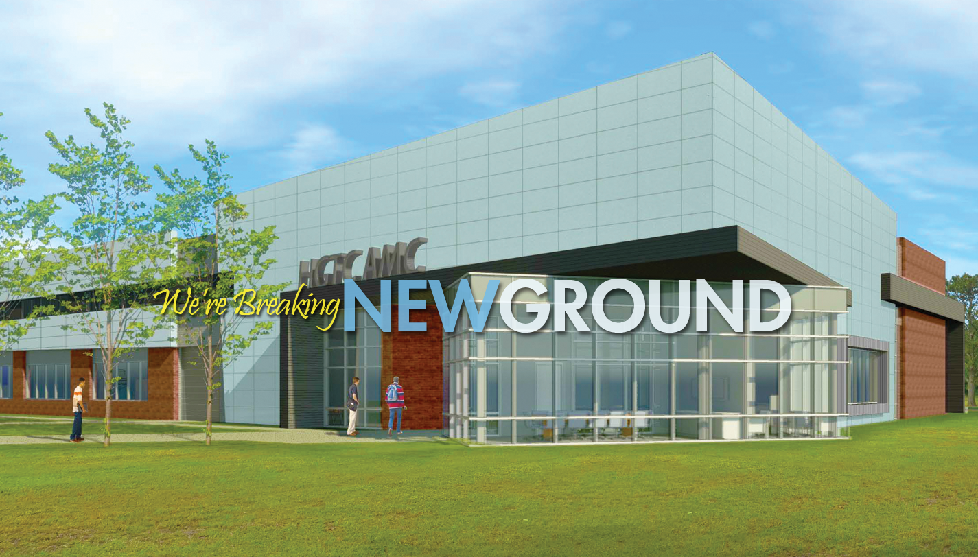 Ground breaking HGTC for Advanced Manufacturing