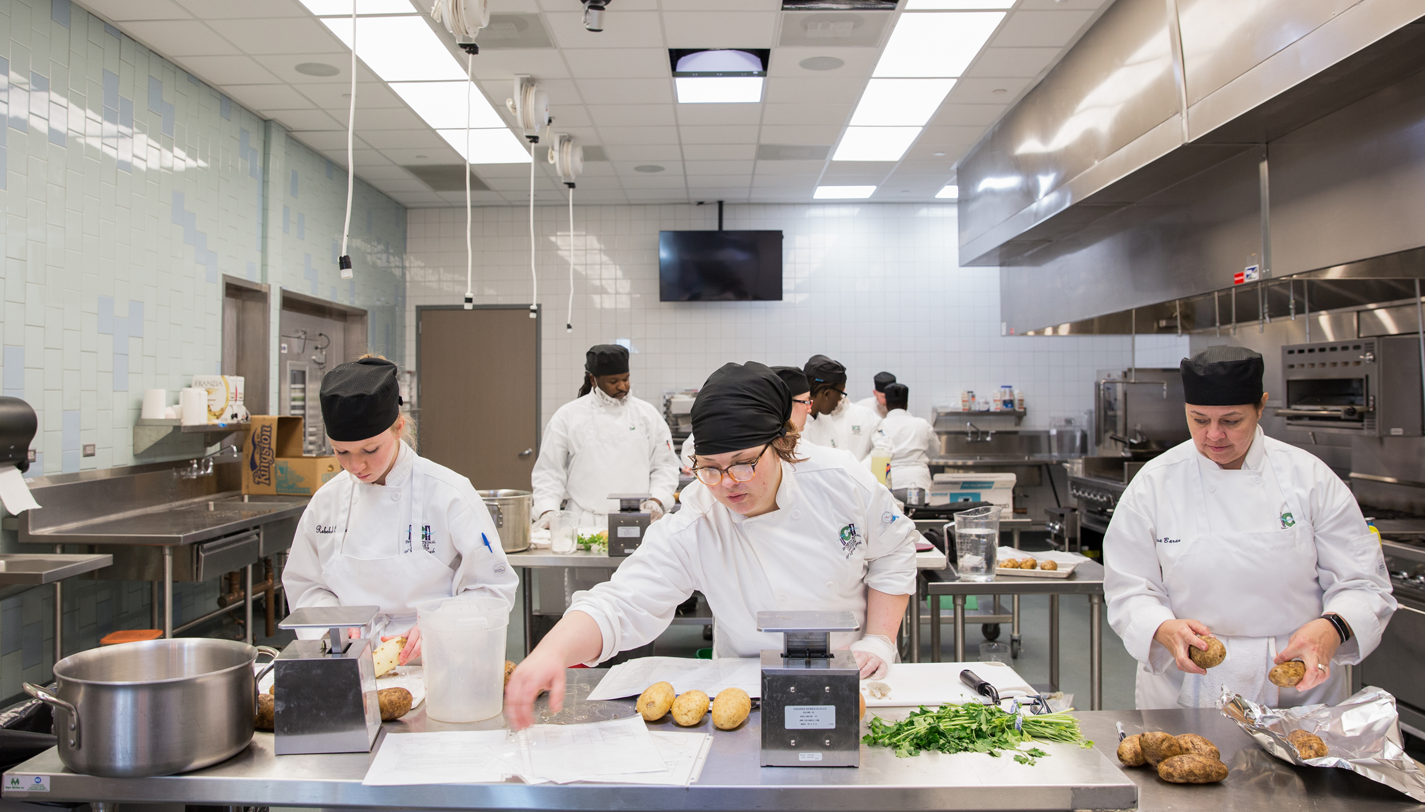 Culinary arts program, HGTC, Myrtle Beach